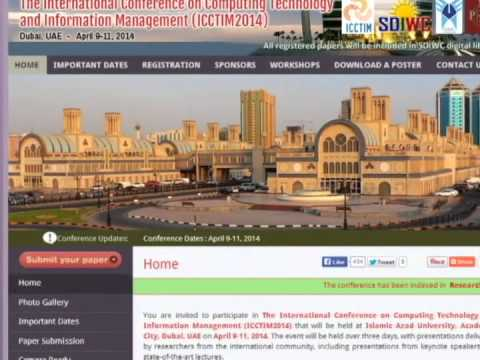 The Society Of Digital Information And Wireless Communications (SDIWC)