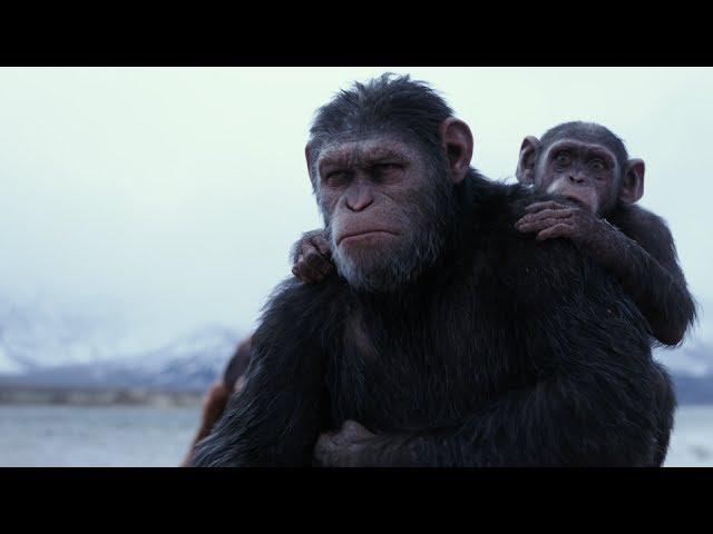 War For The Planet Of The Apes | Officiële trailer 4 NL ondertiteld |13 juli in de bioscoop