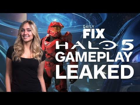 Halo 5 Leak & COD: Worlds Best Series? - IGN Daily Fix