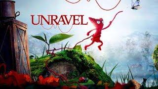 EZ A JÁTÉK CSODÁLATOS! | Unravel #1