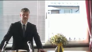 Predigt - Die Gemeinde, Säule und Grundfeste der Wahrheit - Frank Priebe