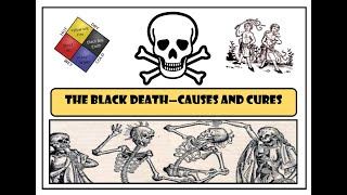 The Black Death - *Causes and Cures*