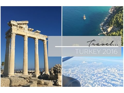 Travel // Turkey: Side, Manavgat, Alanya & Antalya | Her Name is Hannah