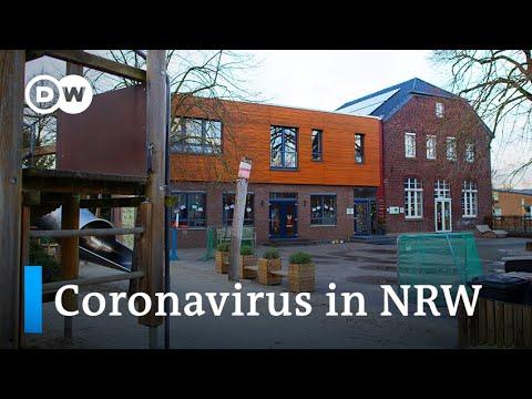 Coronavirus In Heinsberg: Krise In NRW | DW Nachrichten