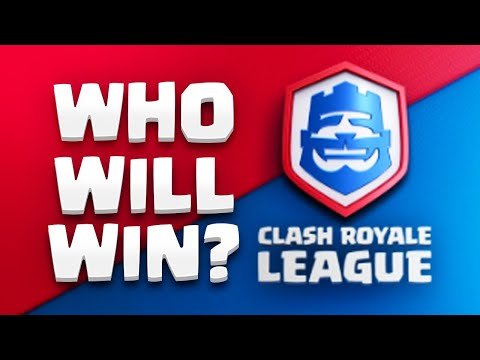 They GET PAID to Play Clash Royale FULL TIME! CRL NA Preview!