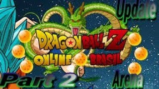 Dragon ball online Brazil tibia- Episode 2 primeira impressões do game