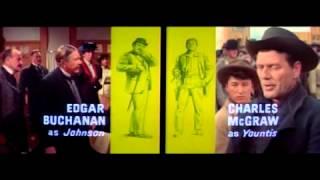 Cimarron 1960   Original Trailer