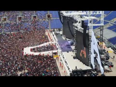 Avenged Sevenfold/Metallica concert