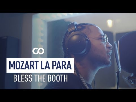 Mozart La Para - Bless The Booth Freestyle
