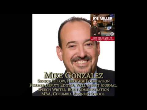 Mike Gonzales: Breaking Liberal Monopoly on Latinos; Obama's Crazy Cuba Policy
