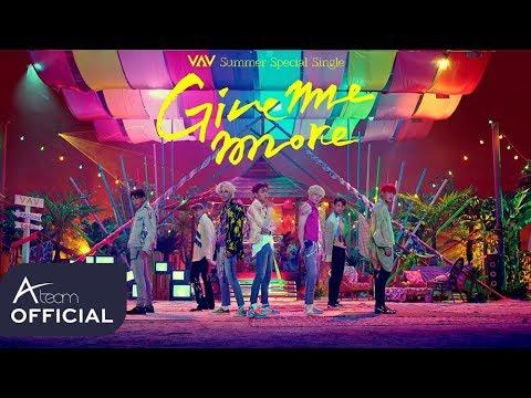 VAV - Give me more (Un Poco Mas) (Feat. De La Ghetto & Play-N-Skillz) MV