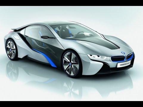 Bmw I8 Hybrid Edrive Efficient Dynamics Super Deportivo Electrico