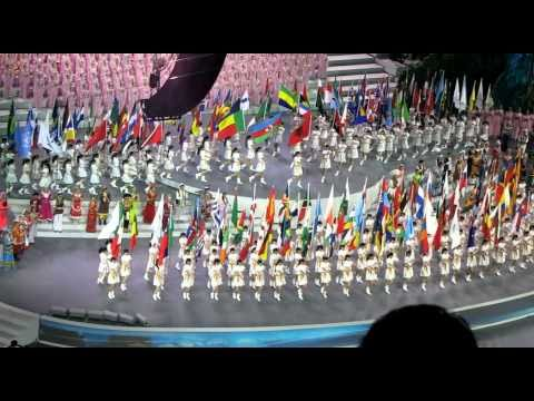 Shanghai World Expo 2010: Opening ceremony