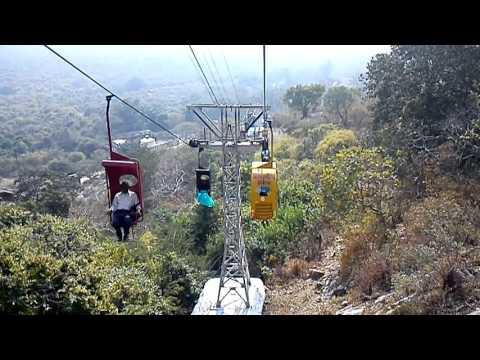 Rope way Rajgir High Thrill Rides Bihar Tourism