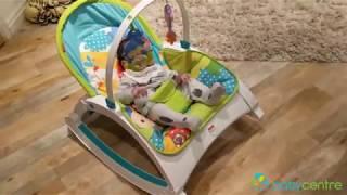 Fisher-Price Newborn to Toddler Rocker - review! (Sponsored)