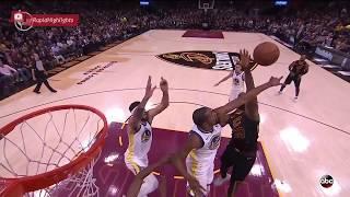 2018 NBA總冠軍 勇士 vs 騎士 Game 3 全場Highlight 伊古達拉回歸 杜蘭砍下43分