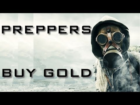 Good Preppers Buy Gold and Silver