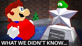 How Super Mario 64's Greatest Mystery was Solved Before it Even Began (L is Real 2401)