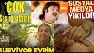 Survivor Evrim Keklik Hangi Dizi ve Reklam da Oynadı ? Alpella - Turkcell ve  Dinle Sevgili Dizisi.