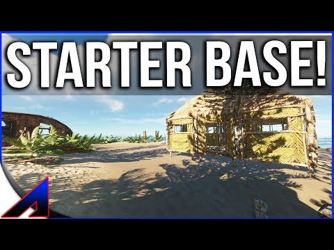 The Starter Base! Stranded Deep Gameplay  Let's Play   EP 9