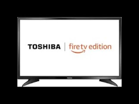 """📺Toshiba """"32"""" Fire Tv Edition: Review📺"""