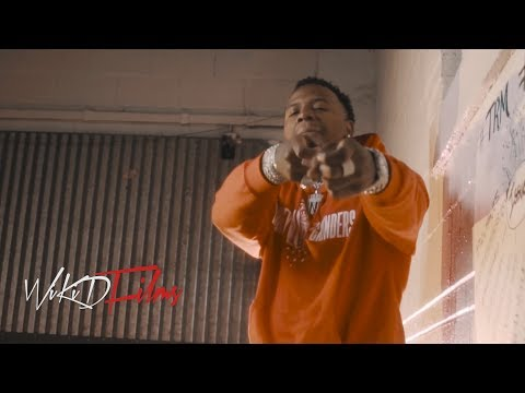 T-RELL | ISSUES | Ft Moneybagg Yo (WIKID Exclusive - Official Music Video)