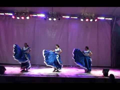 El Salvador Folk Dance - South America Latino Festival ,Federation ...