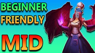 BEGINNER FRIENDLY MORGANA MID (GREAT FOR LEARNING) - League of Legends Commentary
