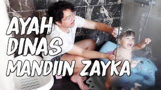 Ayah Dinas Mandiin Zayka | #thestoryofubi