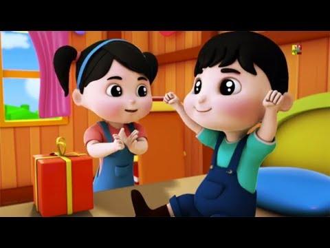Canción Feliz Cumpleaños | los niños canciones de fiesta | Happy Birthday Song | Kids Party Song