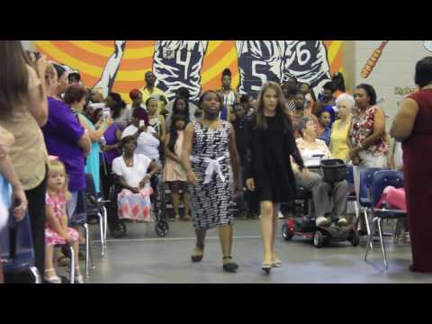 The 2016 6th Grade Promotional Ceremony Processional SCES