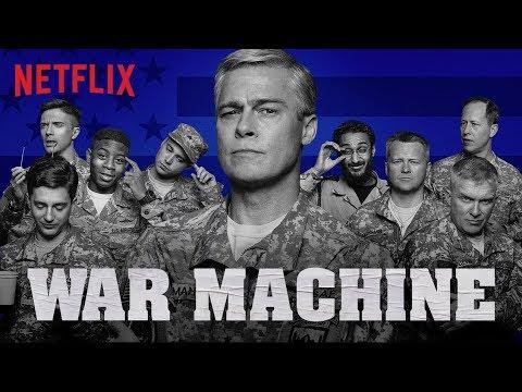 War Machine | Trailer | Dublado (Brasil) [HD]