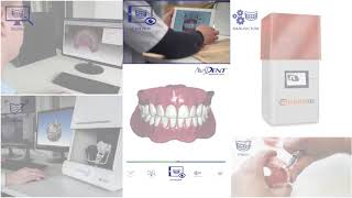 Rapid 3D & EnvisionTEC - EnvisionTEC & AvaDent Join Forces to Ease Adoption of Quality Digital Dentures