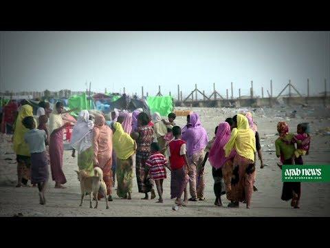 Myanmar Rohingya exodus leaves ghostland behind