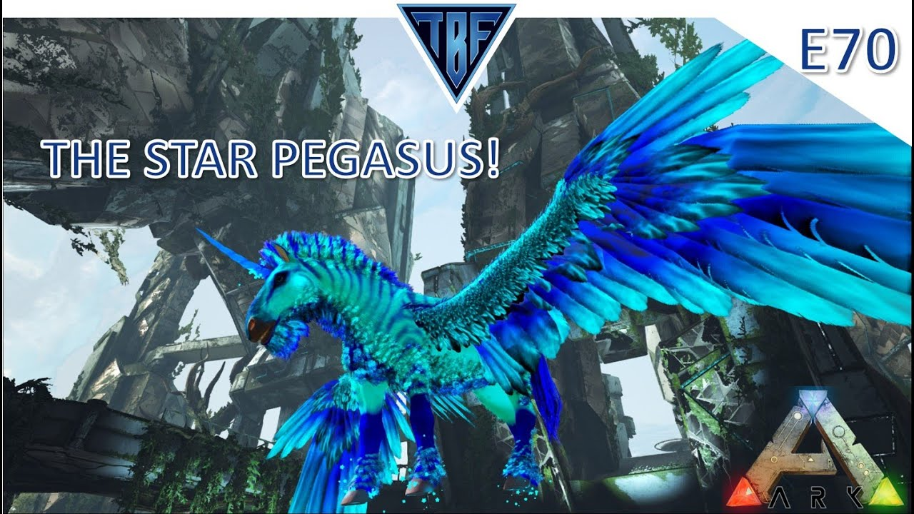Ark Trapping Fails with this Pegasus! Ark Survival Evolved Modded Story Cluster - Extinction Map E70