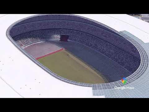 Take a 3D Flyover Tour of Tokyo