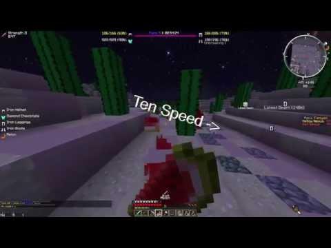 Minecraft Annihilation - Hacker Reports #2 - LordOfFrush