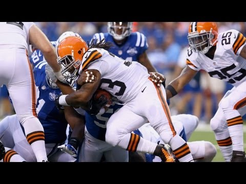 BREAKING NFL NEWS - BROWNS TRADE TRENT RICHARDSON TO COLTS FOR DRAFT PICKS!? - Madden 25 GamePlay