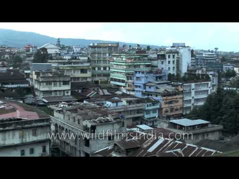 Shillong : The hidden city of North - East India