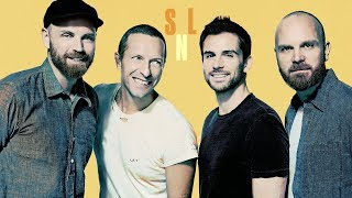 Download lagu Coldplay - Orphans (Live on SNL)