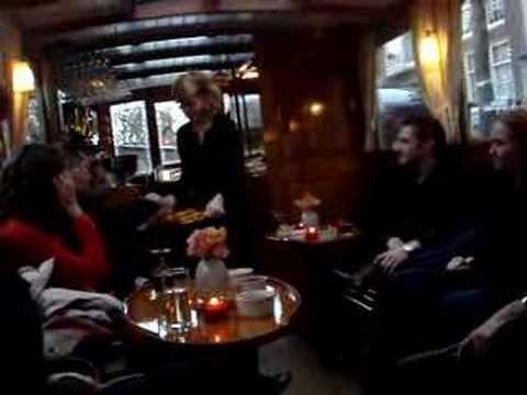 Borrelboot in Amsterdam met Puur* Amsterdam