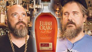 Elijah Craig Small Batch (SFWTC Select) Review