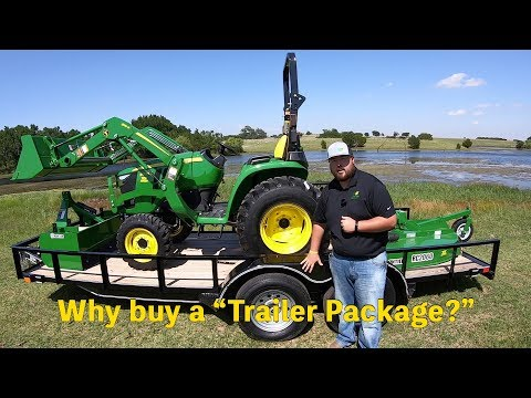 John Deere Tractor Packages   Western Equipment