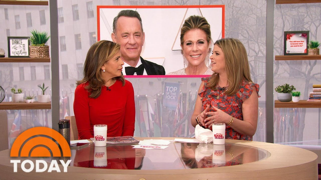 Hoda And Jenna React To Tom Hanks Having Coronavirus | TODAY