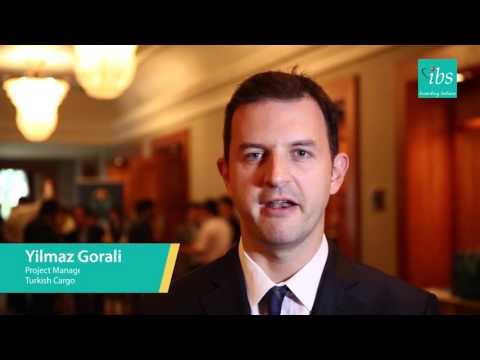 Yilmaz Gorali, Project Manager, Turkish Cargo