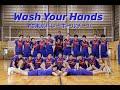 FC東京がジャニーズ手洗い動画「Wash Your Hands」をやってみた!