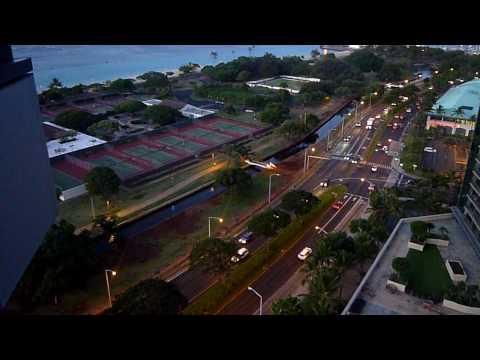 View from Nauru Tower