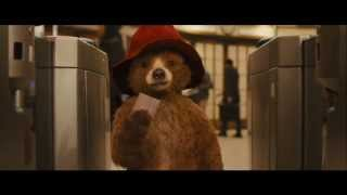 Paddington trailer OFFICIAL CZ dabing