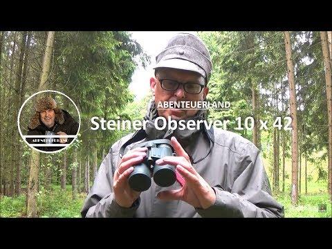 Steiner observer 10 x 42 eine gute wahl 👍👍👍 youtube