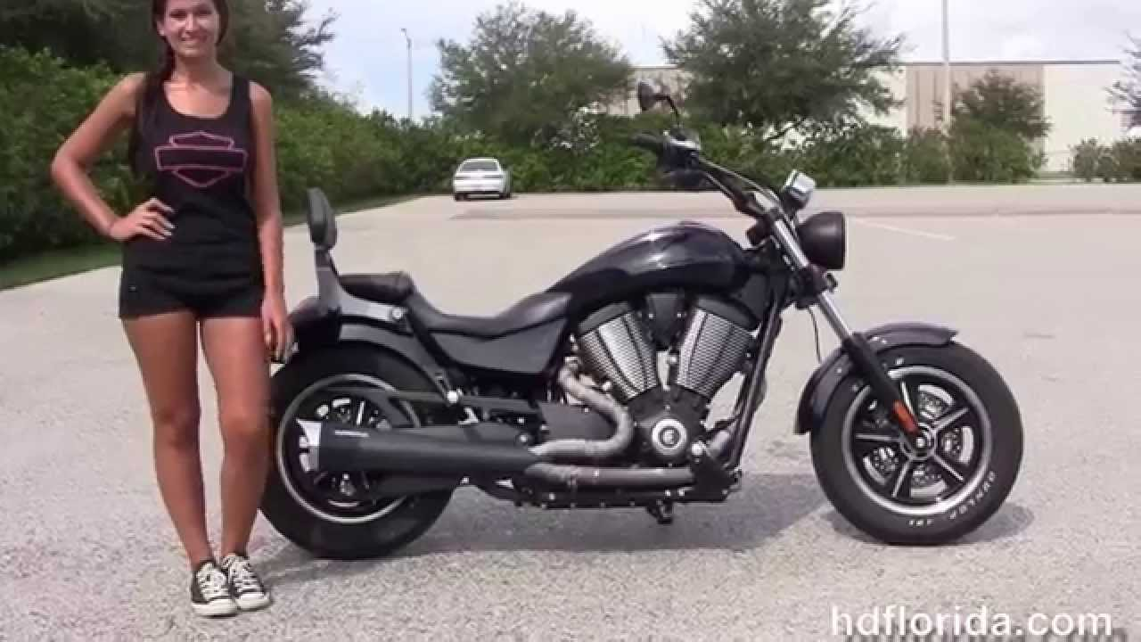 Used 2014 Victory Judge Motorcycles For Sale In Tampa Florida